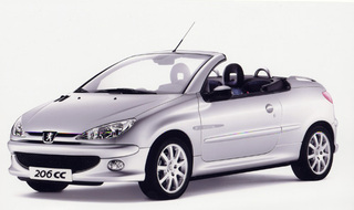 history of peugeot 206 cc cc freunde forum. Black Bedroom Furniture Sets. Home Design Ideas